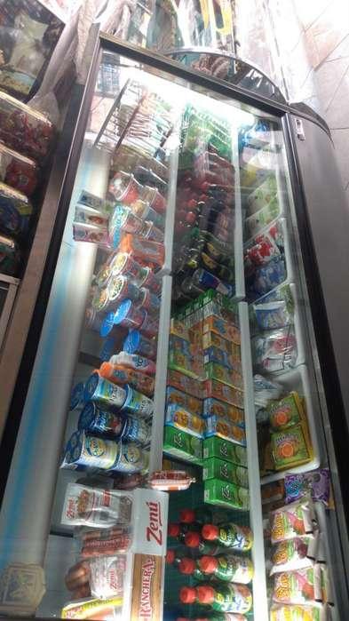 Vitrina Refrigerador