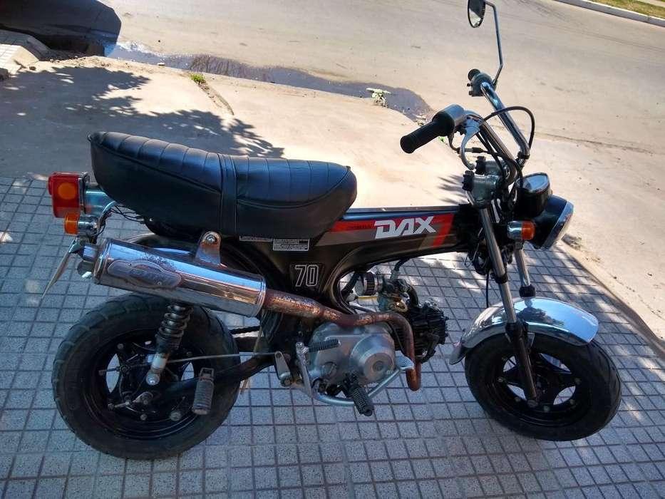 Honda Dax St 70 Japonesa 93 Permuvendo