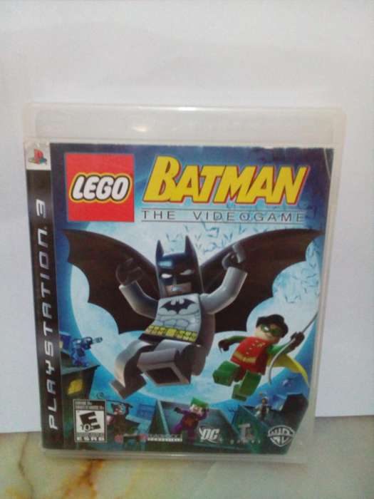 Lego Batman The videogame Play Station 3 PS3 Juego Insertcoin