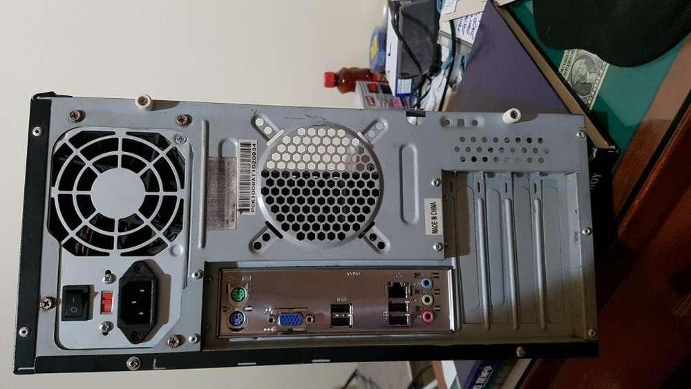 Vendo Torre ATX Main Board MSI Sonido y Video