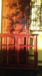 Ventanas Y Puertas de Algarrobo Liquido