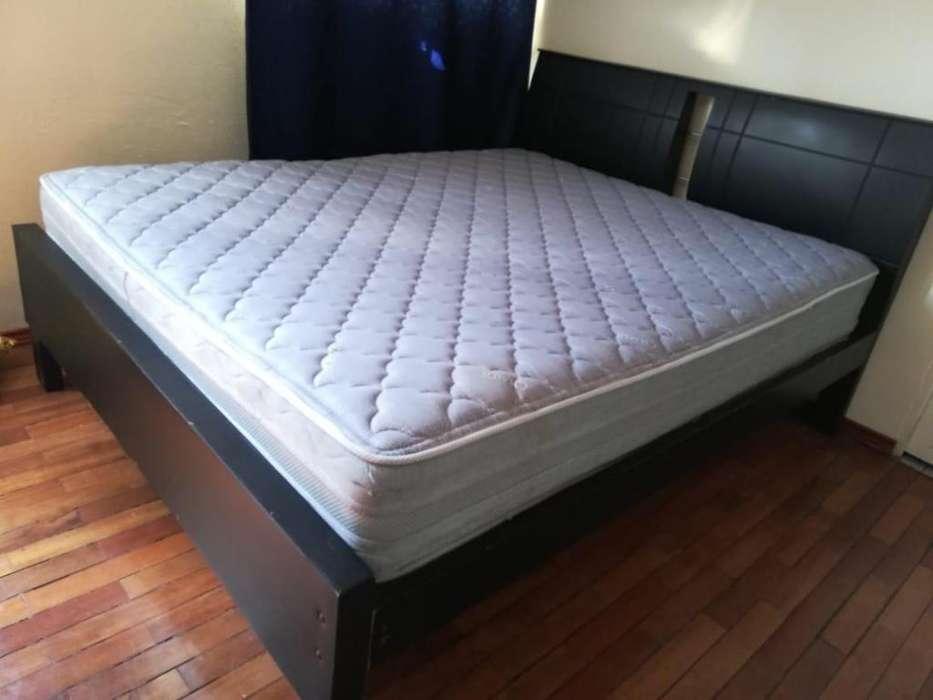 Vendo <strong>camas</strong> con colchones en combo o por unidad.