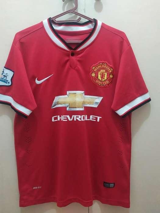 Camiseta Manchester L Nike, River Adidas