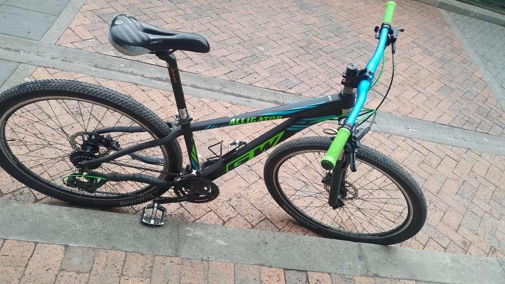 Bicicleta Gw Alligator Rin29