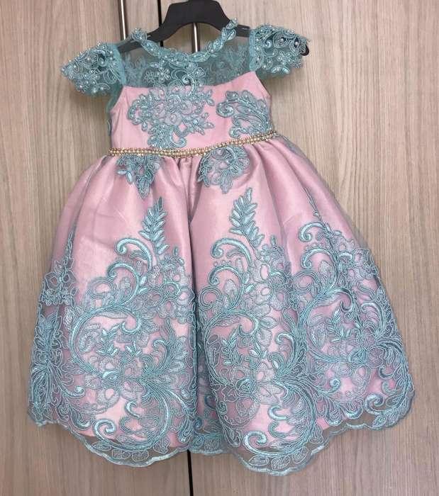 Vestido, para Fiesta D Niña, D 1 a 2Años