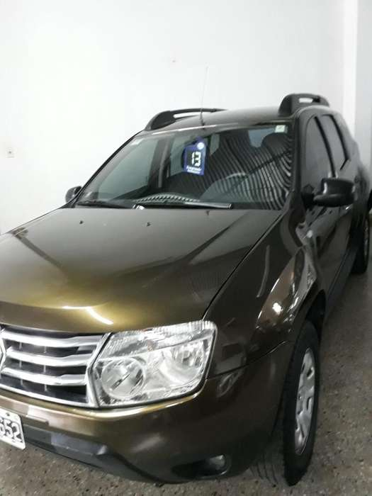 Renault Duster 2013 - 60000 km
