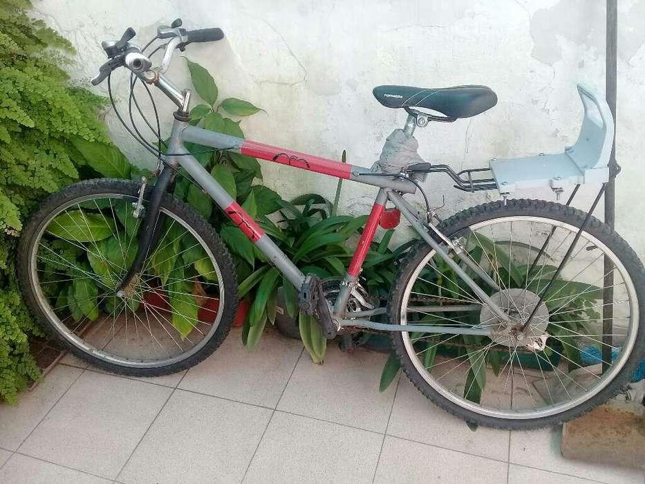 Bicicleta 26 con 18 Camb