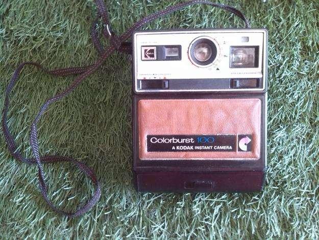 camara Polaroid colorburst 100 kodak