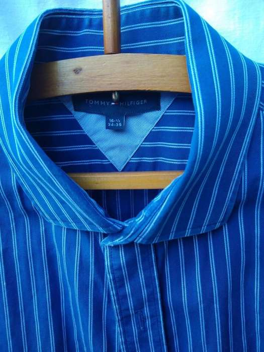 <strong>camisa</strong> Boss otra Tommy Hlfiger 16-1/2 m.larga usadas