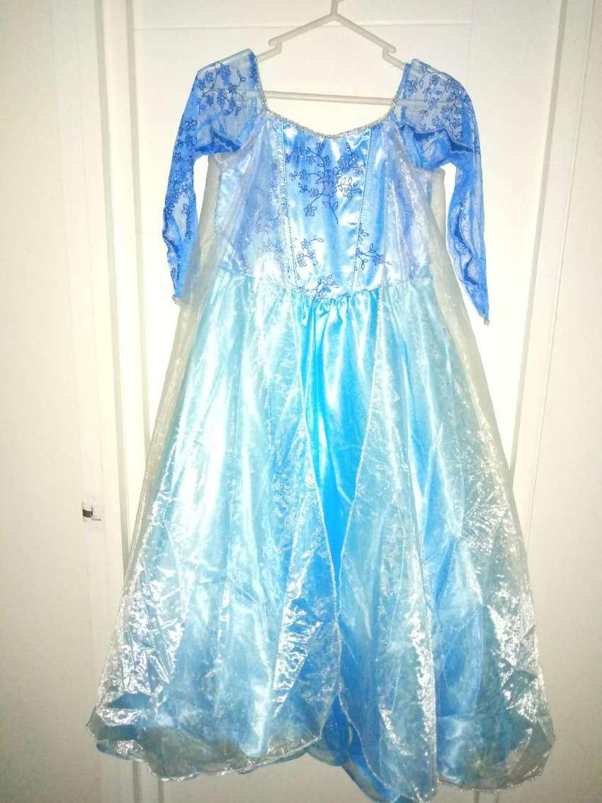 Vestido De Princesas Para Niñas Juegos Y Juguetes 1055125226