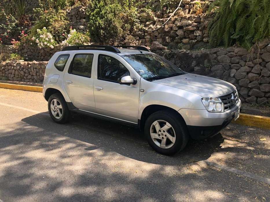 Renault Duster 2015 - 38150 km