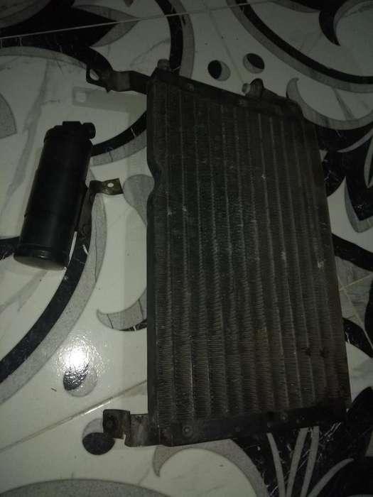 Condensador de Aire Fiat
