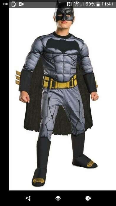 Disfraz Batman Importado Original