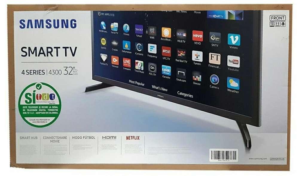 Tv <strong>samsung</strong> Smart Tv 32 Pulgadas