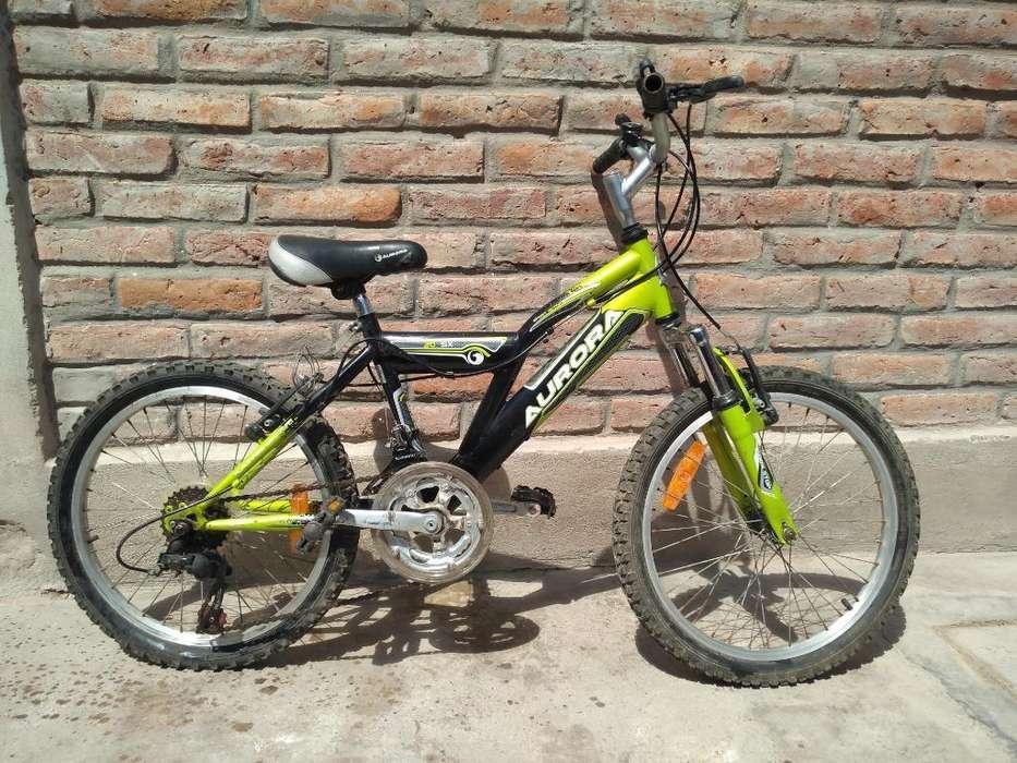 Vendo Bicicleta 20 Sx Action Cambio
