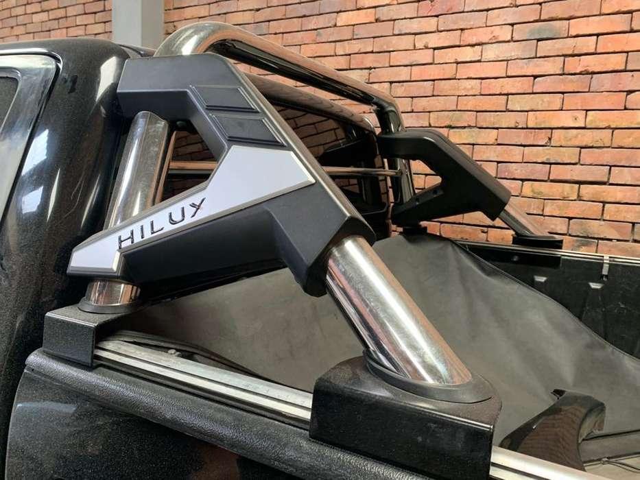 Barra Antivuelco Toyota Hilux K3