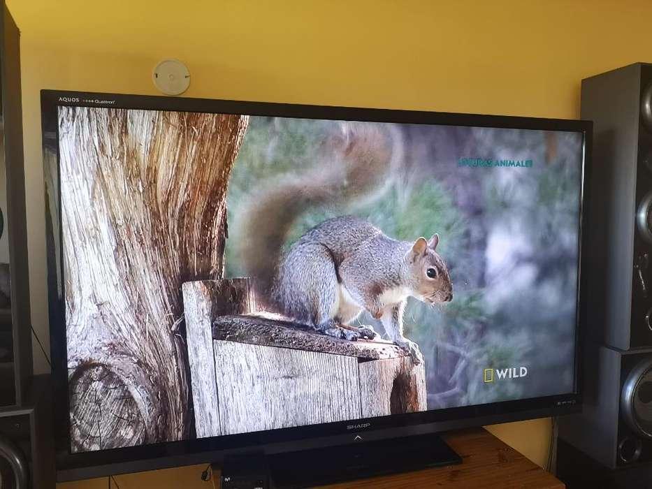 Vendo Tv Sharp, Led 70 Pulg. Aquos