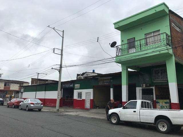 Venta de amplia propiedad Comercial al Sur de Guayaquil