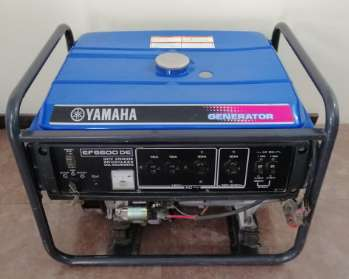 Planta Electrica Yamaha