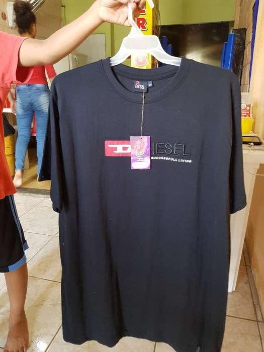 Camiseta Diesel 3xl