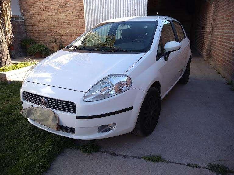 Fiat Punto  2012 - 75000 km