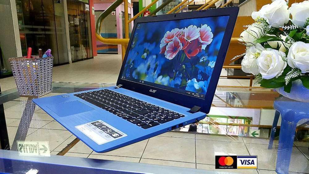 Acer Aspire Intel CELERON, 4GB Ram,500GB CAPACIDAD, 15,6 HD.