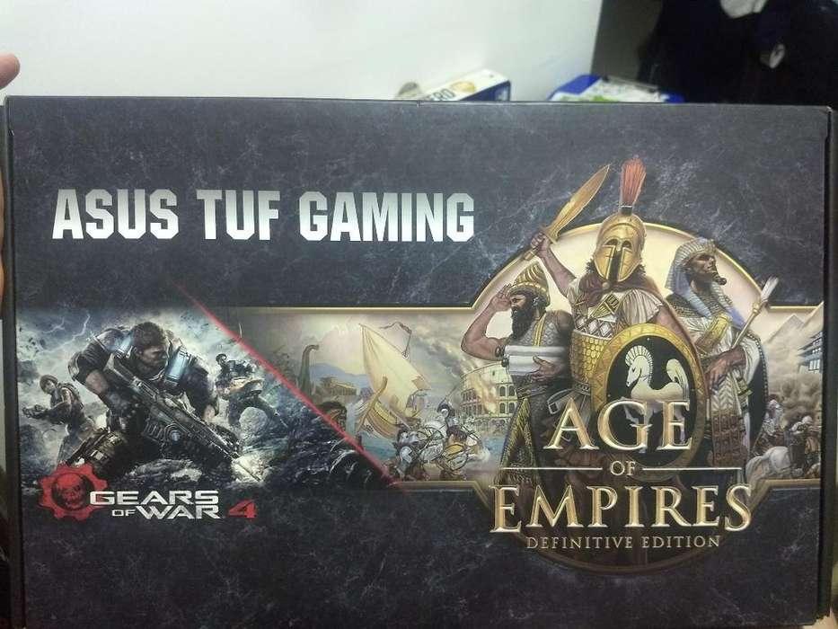 Portatil Laptop Gamer Asus Tuf Fx504 New