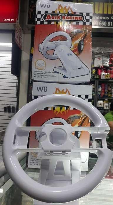 Timón de Wii