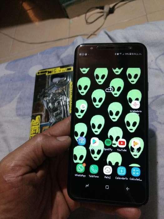 Celular Samsung J4plus Cargador