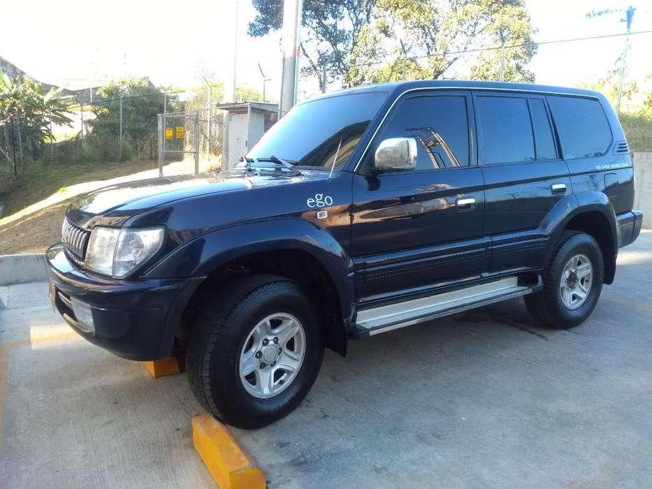 Toyota Prado 2004 - 140000 km