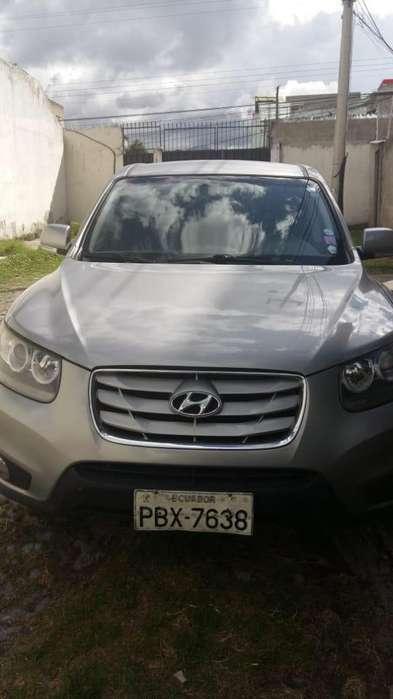 Hyundai Santa Fe 2012 - 112000 km