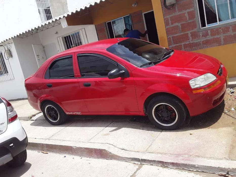 Chevrolet Aveo 2010 - 125690 km