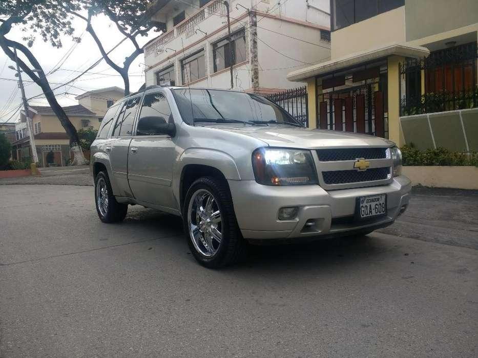 Chevrolet Trailblazer 2007 - 126000 km