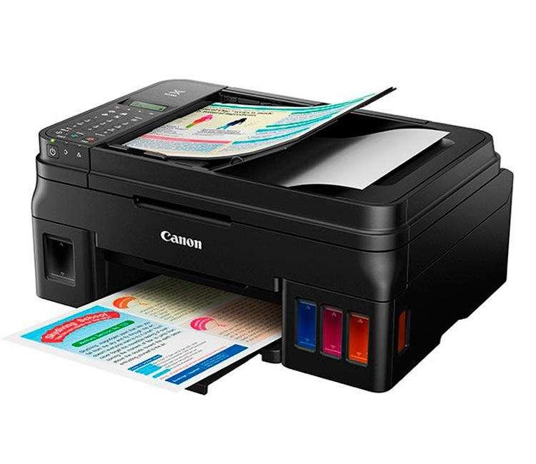 Lote de impresoras de tinta y laser