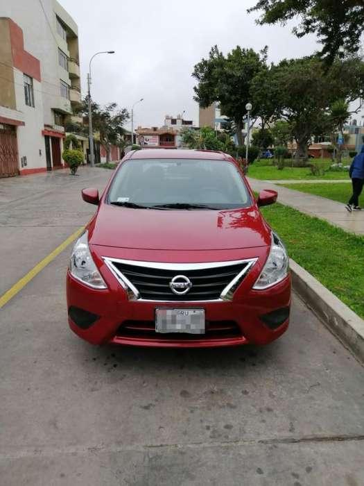 Nissan Versa 2015 - 40000 km