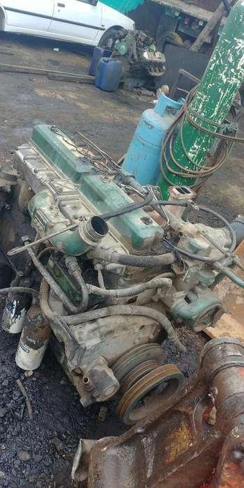 Vendo Motor Volvo B7r