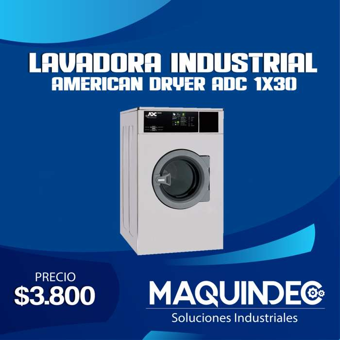 <strong>lavadora</strong>s Industriales