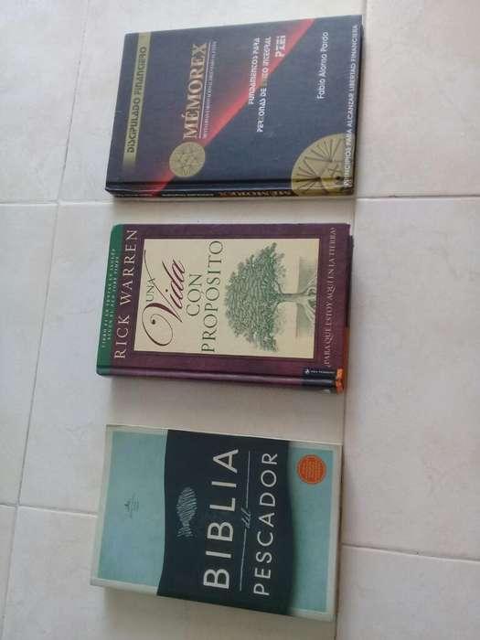 Tres Libros Originales