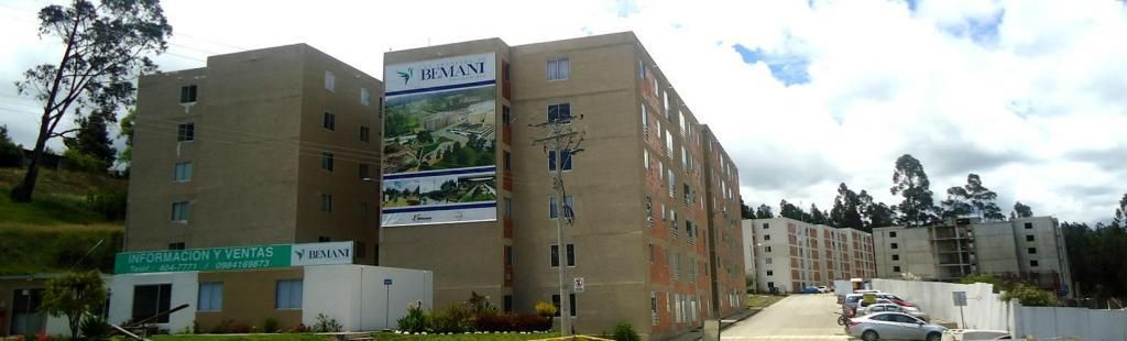 Venta Departamento en Praderas de Bemani, Cuenca/ San Vicente de Mayancela/ Parque Industrial/ Cuenca Aire de Mayancela