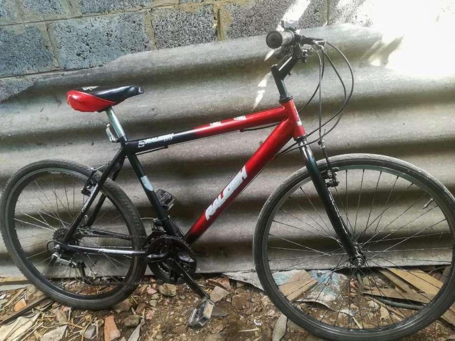 Bicicleta todoterreno rin 26 con cambios- en muy buen estado