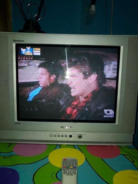 Vendo Tv Samsung de 21 Pulgadas