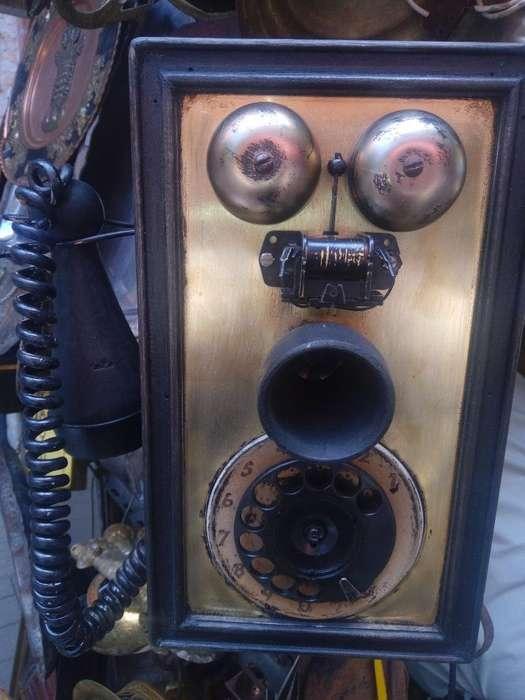 Teléfono Antiguo Decorativo Negociable