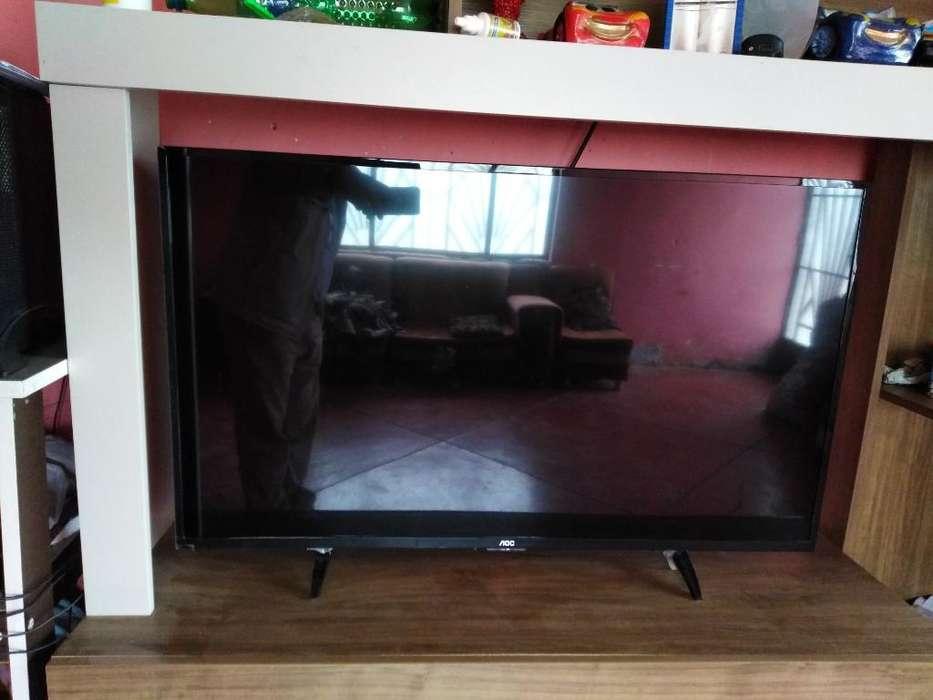 Vendo Tv Smart 43 Aoc para Repuesto