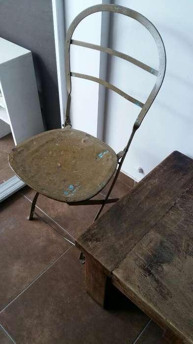 Vendo <strong>silla</strong> de Chapa