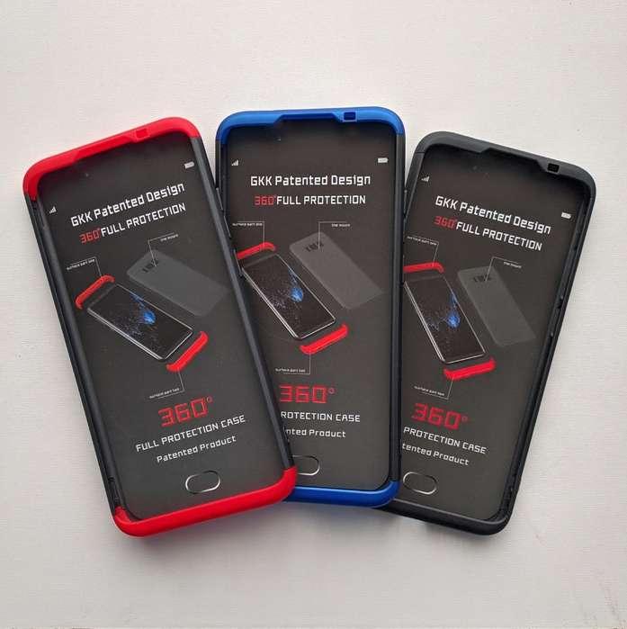 Estuche Protector 360 Gkk Redmi Note 7