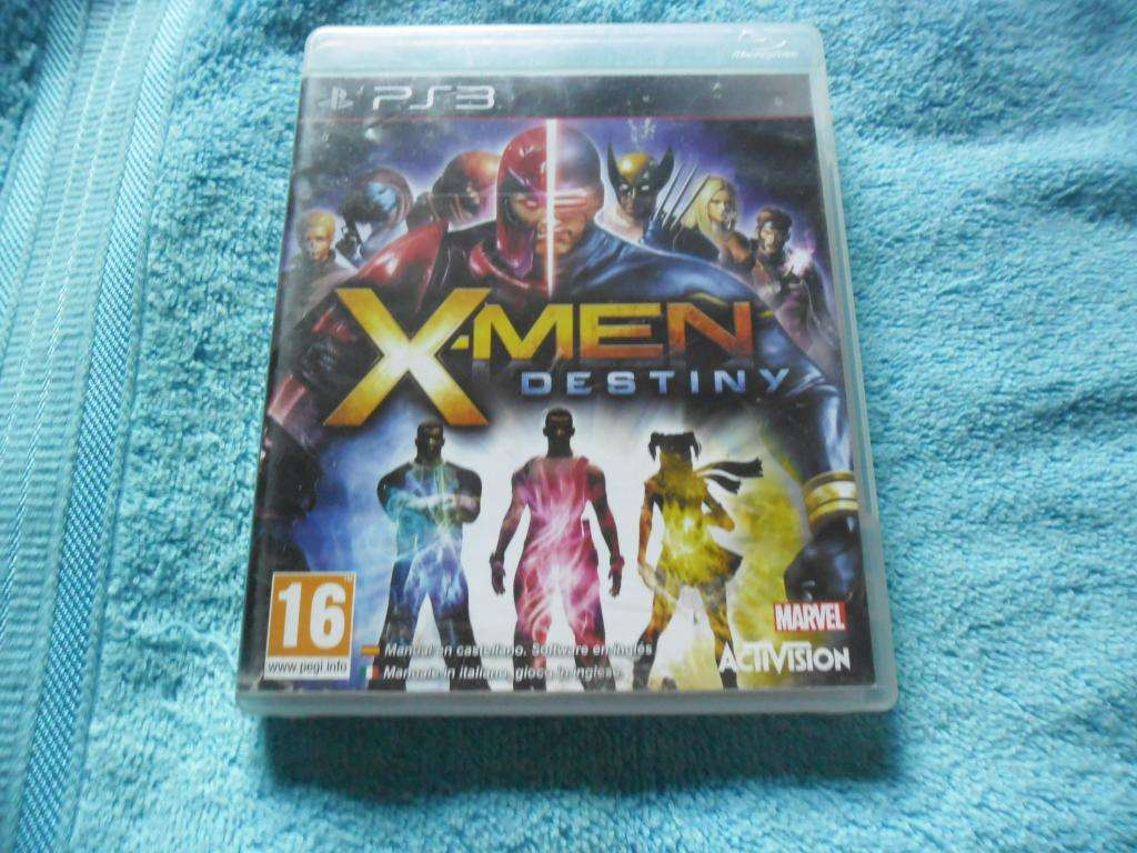 X Men Destiny Ps3