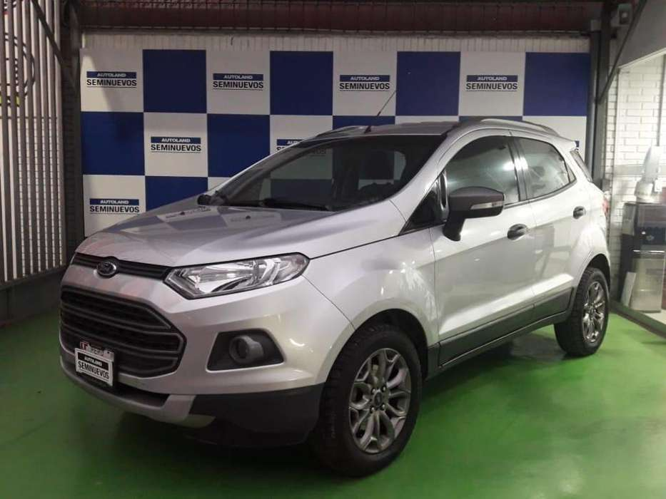 <strong>ford</strong> Ecosport 2016 - 32800 km