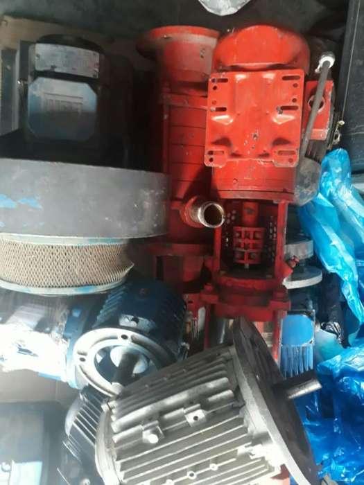 Vendo Lote Motores O Camb