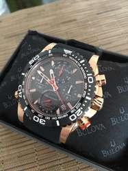 Vendo reloj bulova 98B211