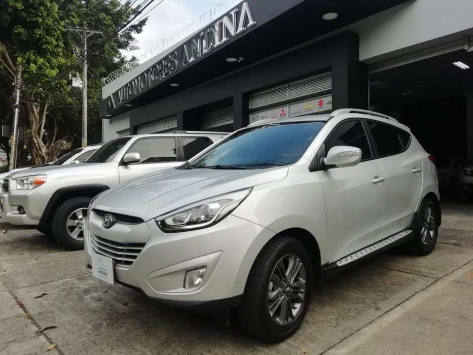 Hyundai Tucson 2016 - 59000 km